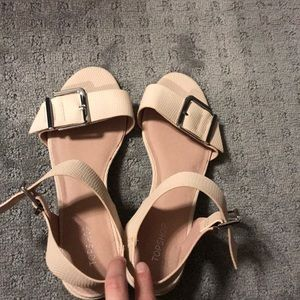 Brand new sandal  from Topshop.